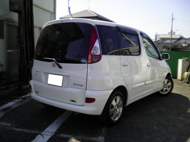 G 助手席回転スライドシート Bタイプ 手動車いす収納装置付(2枚目)