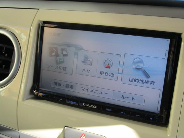 X ホワイトルーフ アルミ ナビTV プッシュスタート(20枚目)