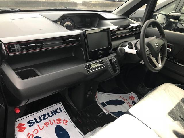 ハイブリッドX 軽自動車 衝突被害軽減システム Dブラウン(19枚目)