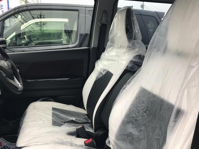 ハイブリッドX 軽自動車 衝突被害軽減システム Dブラウン(20枚目)