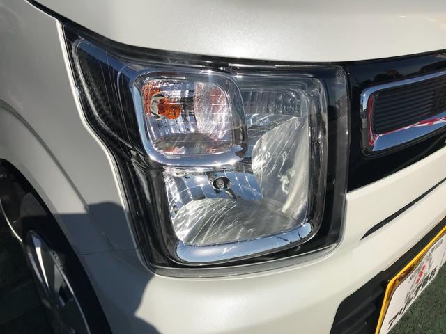 ハイブリッドFX 軽自動車 衝突被害軽減システム ホワイト(3枚目)