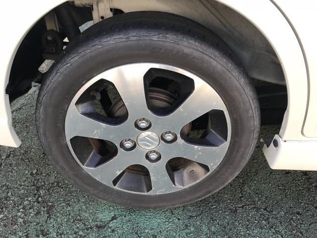 FX-Sリミテッド 軽自動車 パールホワイト AT 保証付(8枚目)