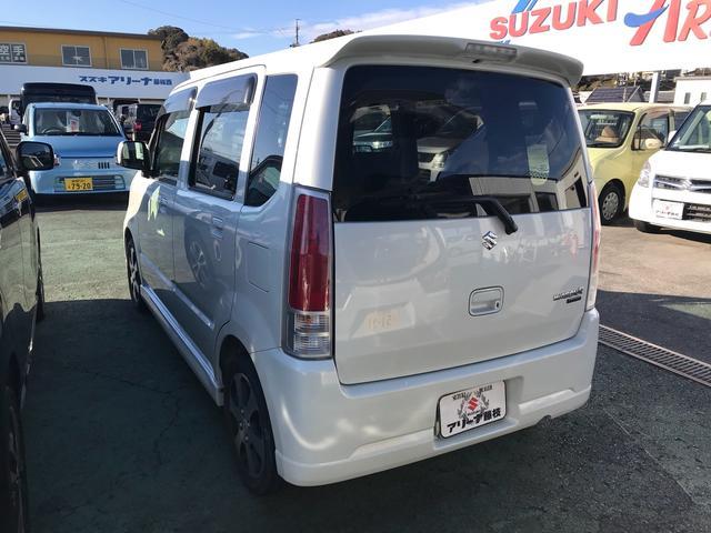 FX-Sリミテッド 軽自動車 パールホワイト AT 保証付(11枚目)