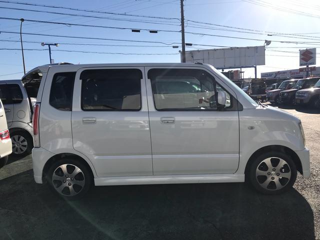 FX-Sリミテッド 軽自動車 パールホワイト AT 保証付(16枚目)