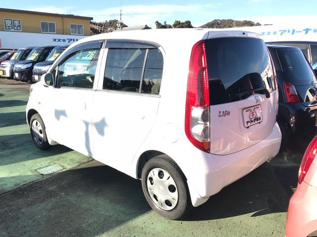 軽自動車 白 AT 保証付 AC 4人乗り(11枚目)