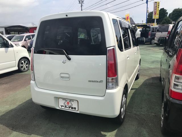 FX ナビ 軽自動車 ETC ホワイト AT AC 4名乗り(8枚目)