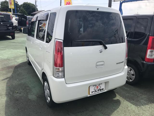 FX ナビ 軽自動車 ETC ホワイト AT AC 4名乗り(9枚目)