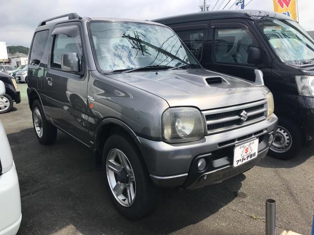 ワイルドウインド ナビ 軽自動車 ETC 4WD グレー(3枚目)