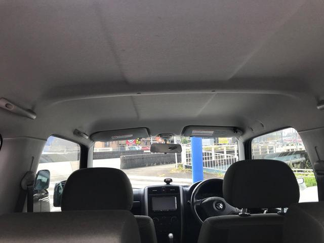 ワイルドウインド ナビ 軽自動車 ETC 4WD グレー(11枚目)