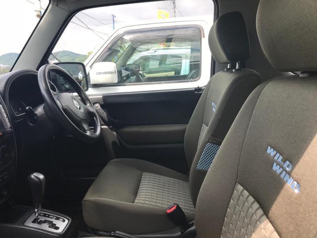 ワイルドウインド ナビ 軽自動車 ETC 4WD グレー(15枚目)