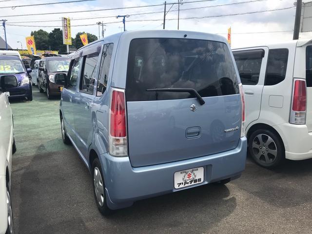 FT 軽自動車 4WD ライトブルー AT AC(9枚目)