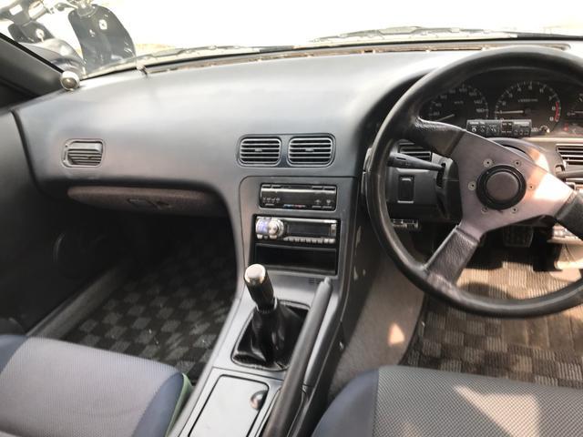 日産 シルビア K's クラブセレクション PE1420タービン 車高調