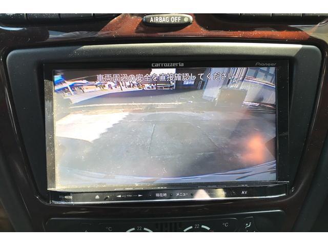 G55L AMG 社外ナビ バックカメラ サンルーフ TV(19枚目)