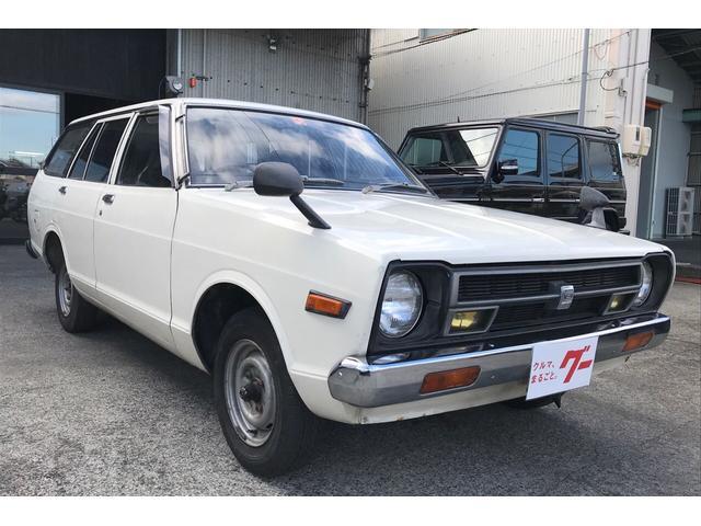 「日産」「サニーバン」「ステーションワゴン」「静岡県」の中古車3