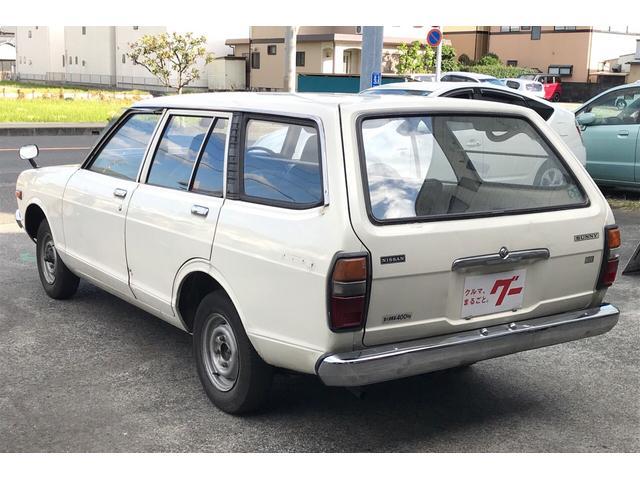 「日産」「サニーバン」「ステーションワゴン」「静岡県」の中古車9