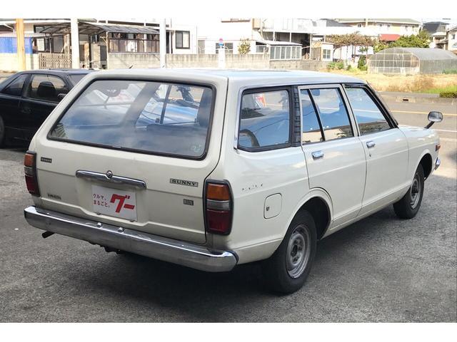 「日産」「サニーバン」「ステーションワゴン」「静岡県」の中古車11