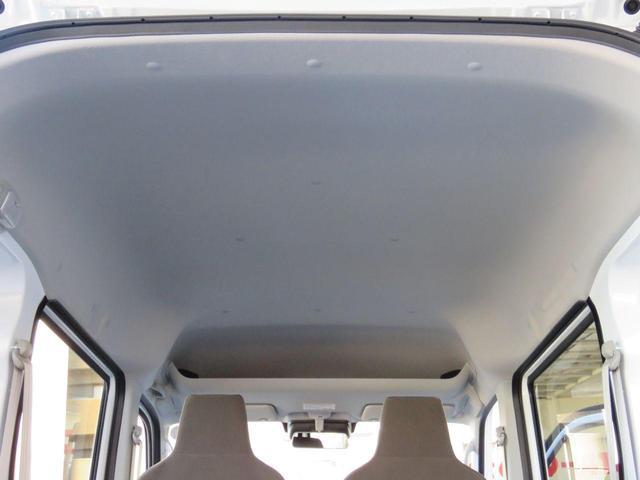 DX GLエマージェンシーブレーキパッケージ 4WD 届出済未使用車 車中泊ベッドキット付(24枚目)
