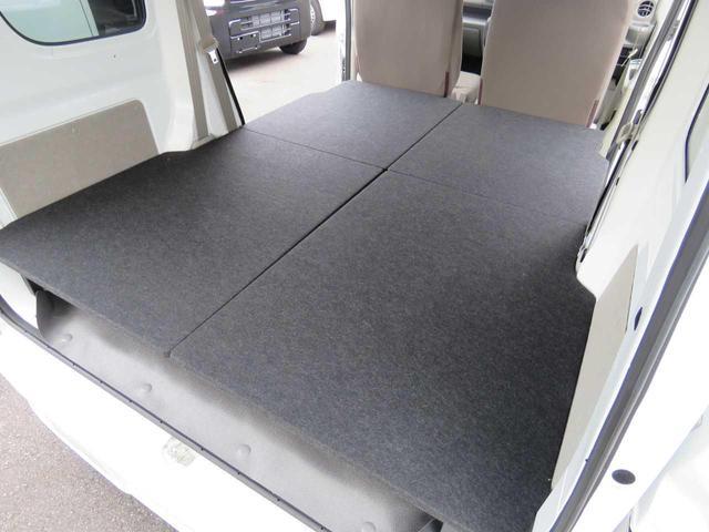 DX GLエマージェンシーブレーキパッケージ 4WD 届出済未使用車 車中泊ベッドキット付(25枚目)