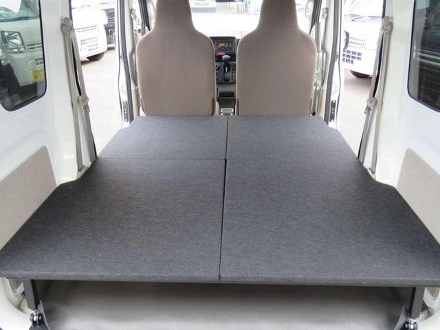 DX GLエマージェンシーブレーキパッケージ 4WD 届出済未使用車 車中泊ベッドキット付(26枚目)