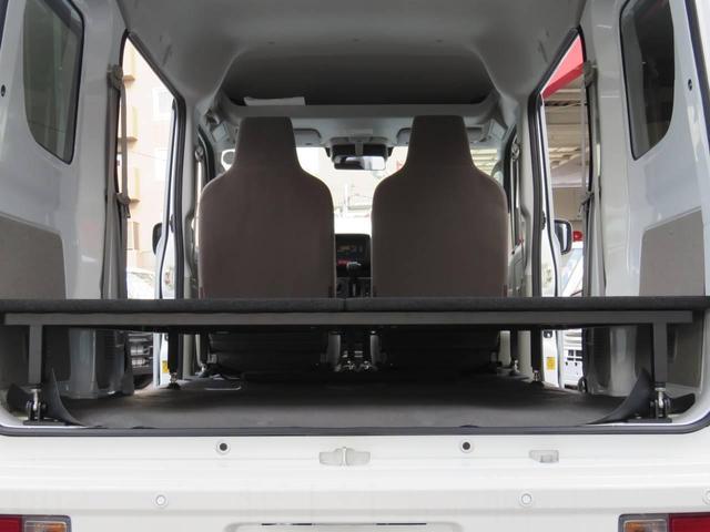 DX GLエマージェンシーブレーキパッケージ 4WD 届出済未使用車 車中泊ベッドキット付(29枚目)