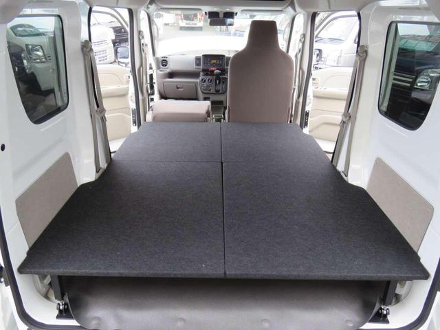 DX GLエマージェンシーブレーキパッケージ 4WD 届出済未使用車 車中泊ベッドキット付(30枚目)