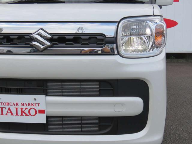 HYBRID X LEDライト付 両電スライド 黒内装 メーカー保証継承付届出済未使用車(8枚目)