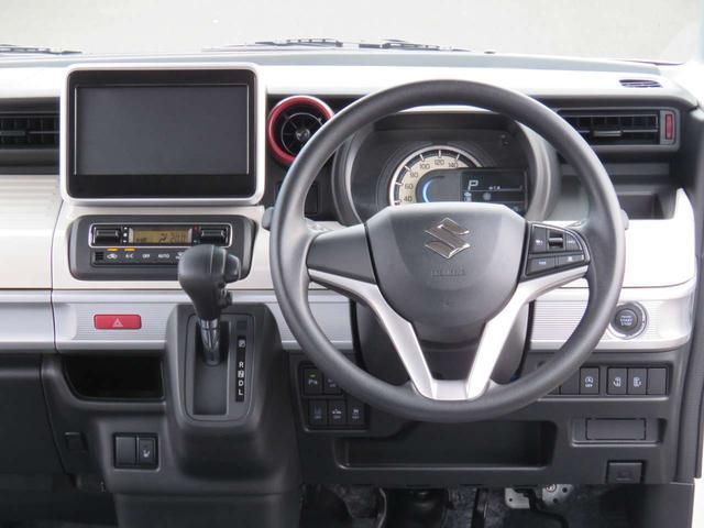 HYBRID X LEDライト付 両電スライド 黒内装 メーカー保証継承付届出済未使用車(10枚目)