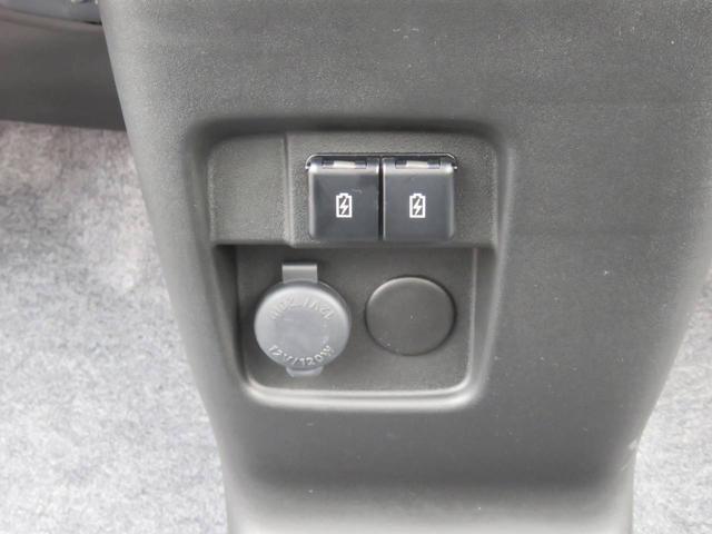 HYBRID X LEDライト付 両電スライド 黒内装 メーカー保証継承付届出済未使用車(19枚目)