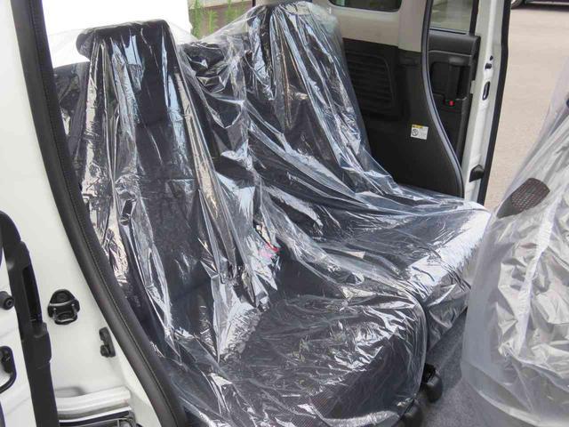 HYBRID X LEDライト付 両電スライド 黒内装 メーカー保証継承付届出済未使用車(23枚目)