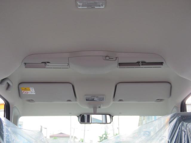 HYBRID X LEDライト付 両電スライド 黒内装 メーカー保証継承付届出済未使用車(27枚目)