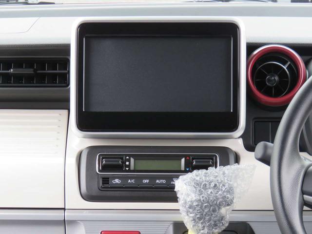 ハイブリッドX LEDライト付 両電スライド 黒内装 メーカー保証継承付届出済未使用車(6枚目)