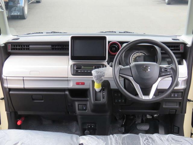 ハイブリッドX LEDライト付 両電スライド 黒内装 メーカー保証継承付届出済未使用車(75枚目)