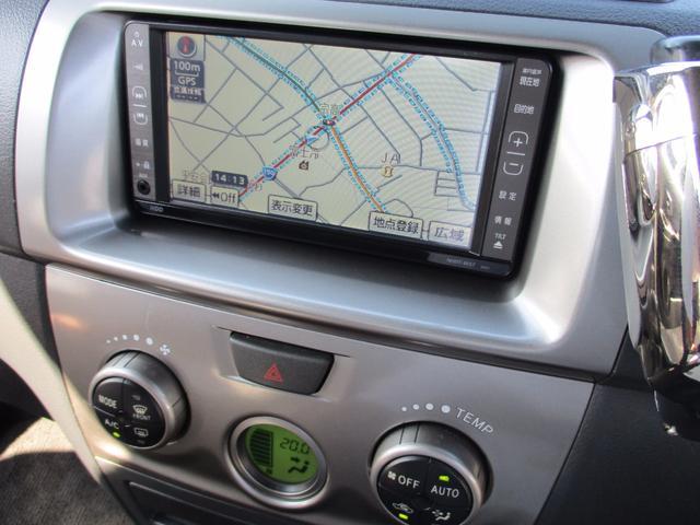 トヨタ bB Z Xバージョン 純正HDDナビ HID