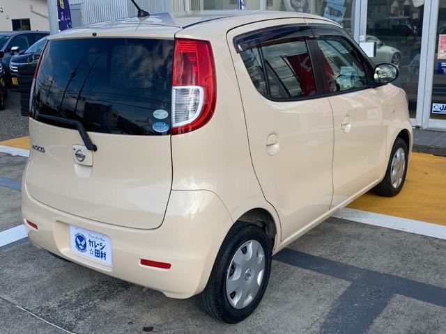 日産 モコ E オートマ フルオートエアコン スマートキー  ETC付