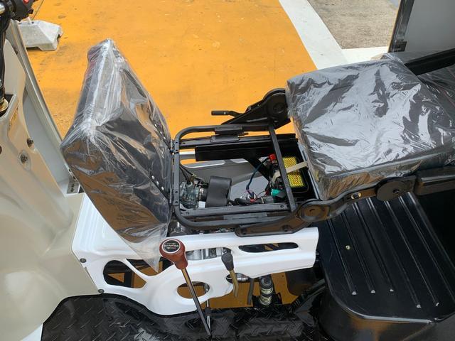 AP trikes125 新車 遠心クラッチ式4AT 3人乗(24枚目)