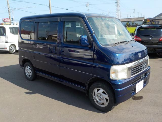 「ホンダ」「バモス」「コンパクトカー」「静岡県」の中古車3