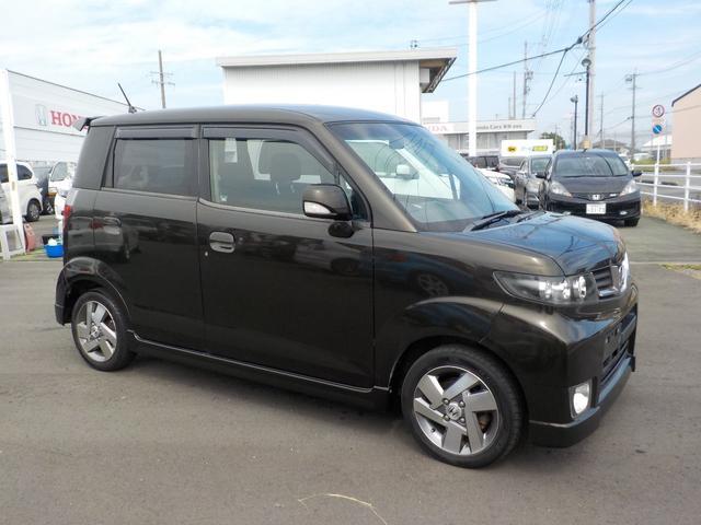 「ホンダ」「ゼストスパーク」「コンパクトカー」「静岡県」の中古車4