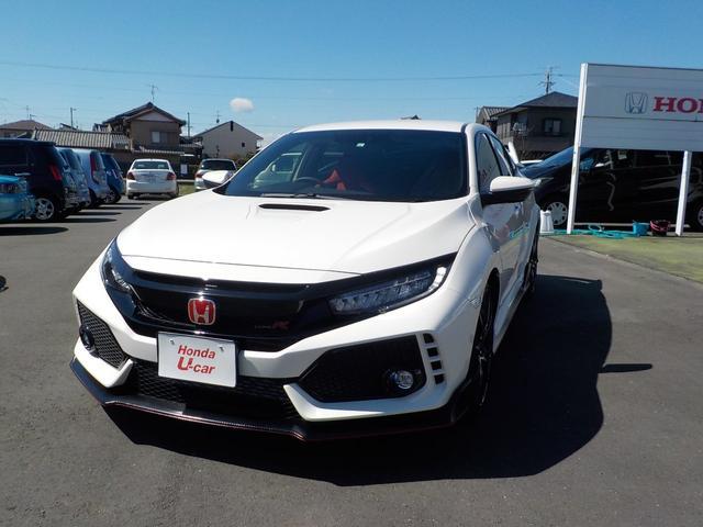 「ホンダ」「シビック」「コンパクトカー」「静岡県」の中古車2