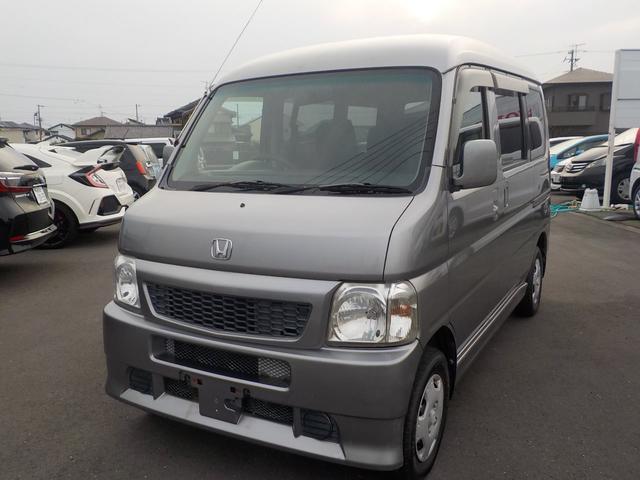「ホンダ」「バモスホビオ」「コンパクトカー」「静岡県」の中古車3