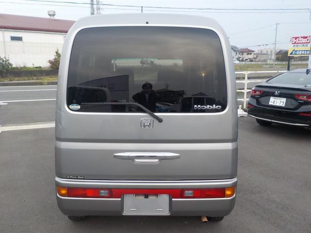 「ホンダ」「バモスホビオ」「コンパクトカー」「静岡県」の中古車6