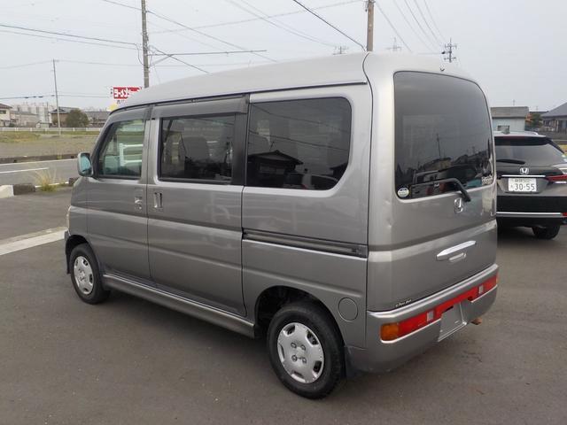 「ホンダ」「バモスホビオ」「コンパクトカー」「静岡県」の中古車7