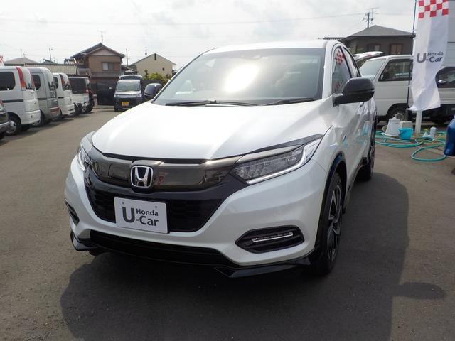 「ホンダ」「ヴェゼル」「SUV・クロカン」「静岡県」の中古車3