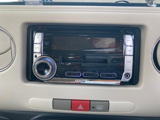 ココアプラスX CDオーディオ エアバック ベンチシート PW 盗難防止 衝突安全ボディ(15枚目)