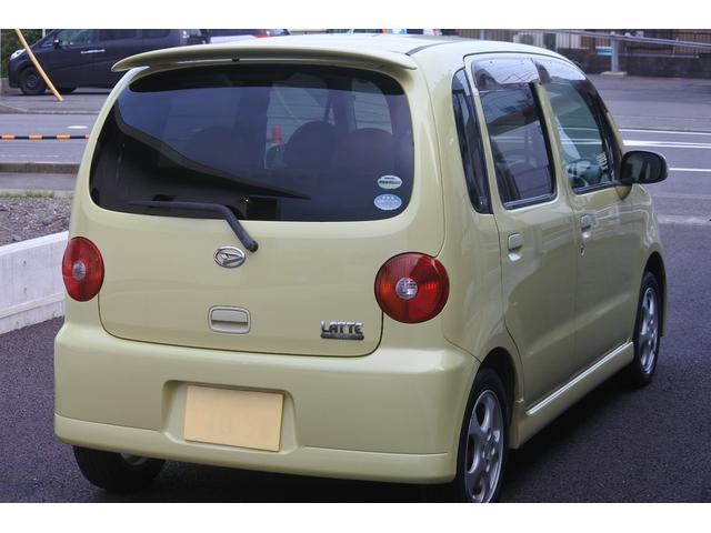 「ダイハツ」「ムーヴラテ」「コンパクトカー」「静岡県」の中古車7