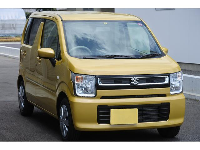 FA/4WD/届出済未使用車/シートヒーター/キーレス(5枚目)