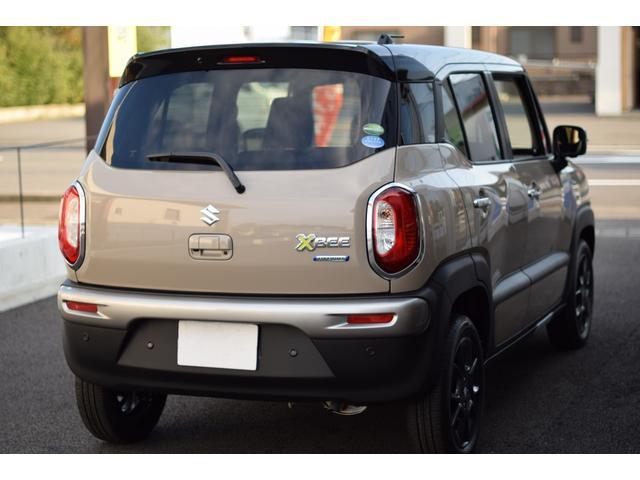 「スズキ」「クロスビー」「SUV・クロカン」「静岡県」の中古車9