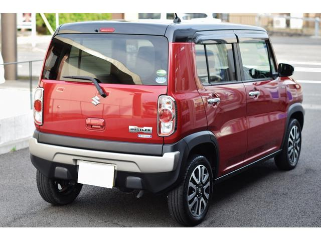 「スズキ」「ハスラー」「コンパクトカー」「静岡県」の中古車9