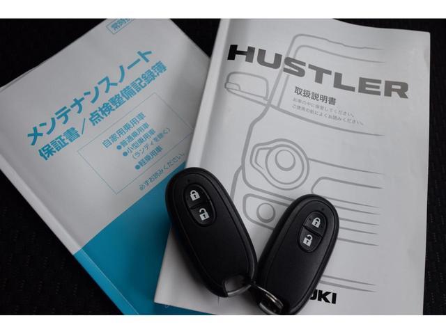 「スズキ」「ハスラー」「コンパクトカー」「静岡県」の中古車18