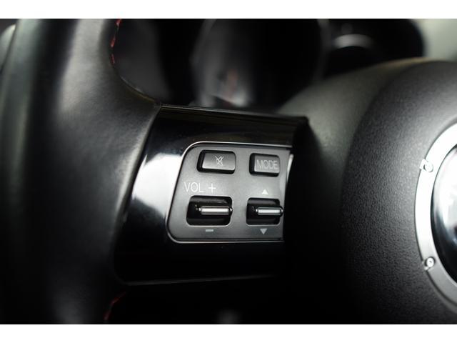 タイプRS カロッツェリアナビ TV ステアリングリモコン ETC 禁煙車 ウェッズスポーツアルミホイール ハーフレザーレカロシート トラストGReddyマフラー  ビルシュタイン製ダンパー HID 圧縮測定済み(40枚目)