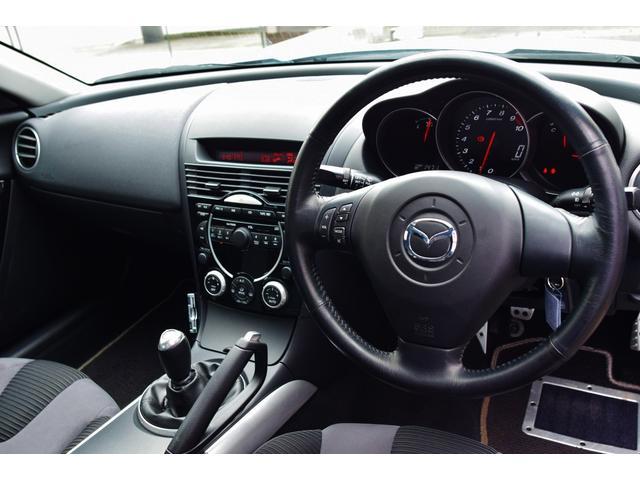 タイプS マツダスピードマフラー 6速マニュアル HID 225/45/18 18インチアルミホイール オートエアコン 圧縮測定済み ABS BOSE 禁煙車 ETC 電動格納ドアミラー ステアリングリモコン(4枚目)